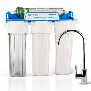 Aquafilter FP3-HJ-K1N проточный фильтр