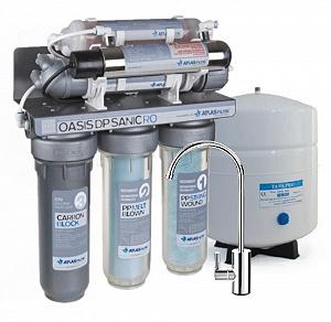 Atlas Filtri NEW Oasis DP Sanic PUMP-UV фильтр обратного осмоса