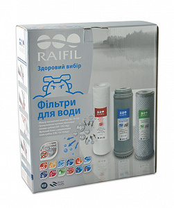 Raifil Resin Arg Trio Silver комплект картриджей
