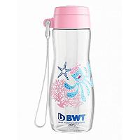 Бутылка BWT для воды детская розовая