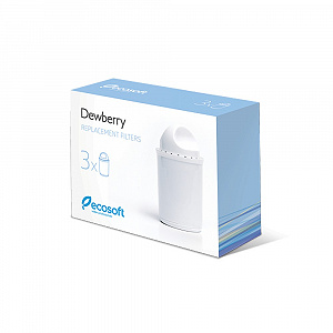 Ecosoft Dewberry (3 шт) картридж