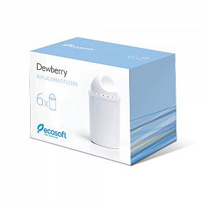Ecosoft Dewberry (6 шт) картридж