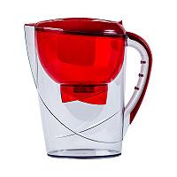 Гейзер Аквариус красный фильтр-кувшин