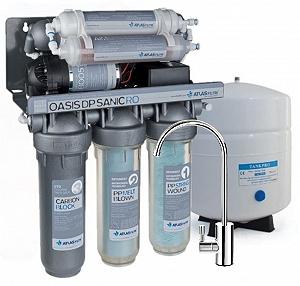 Atlas Oasis DP Sanic Pump фильтр обратного осмоса