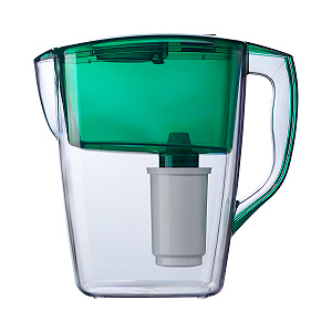 Гейзер Орион зеленый фильтр-кувшин