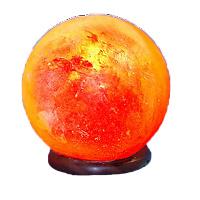 Соляная лампа  Шар