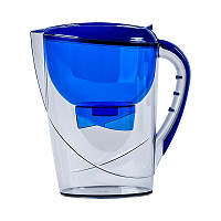 Гейзер Аквариус синий фильтр-кувшин