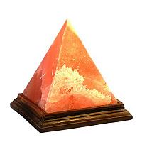 Солевая лампа - пирамида