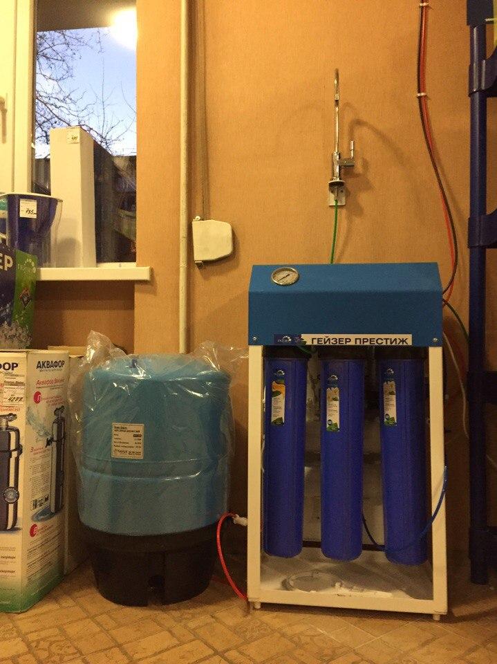 Автоматы по продаже воды в тару покупателя